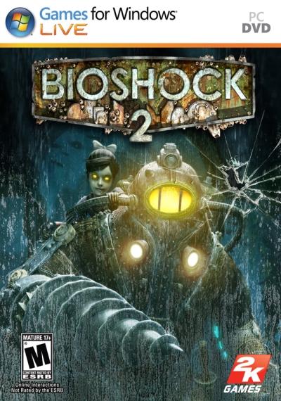 Изображение для Bioshock 2 (2010) PC, RUS RePack (кликните для просмотра полного изображения)