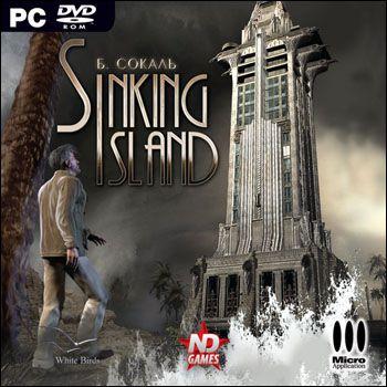 Benoit Sokal  Sinking Island  (2008)   (Новый диск)   (RUS)   [L]