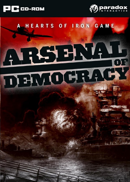 Arsenal of Democracy (Paradox Interactive) (Multi8+RUS) [L]