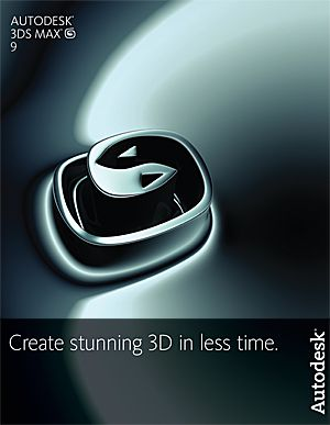 Autodesk 3ds Max Portable 2010 (2009) ENG PC