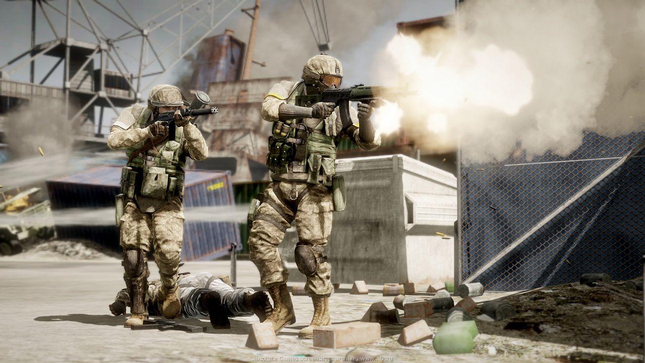 حصرياً : مع اقوي العاب الاكشن لعام 2010 Battlefield: Bad Company 2 نسخة REPACK بحجم 2.8 جيجا فقط على سيرفرات مباشره 7e1672a91596e66bbb3964373b06c1a1