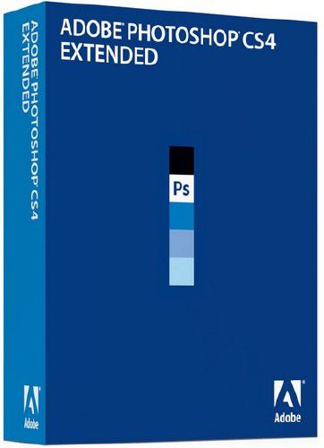 Adobe Photoshop CS4 11.0 Extended Final (2008) RUS+ENG