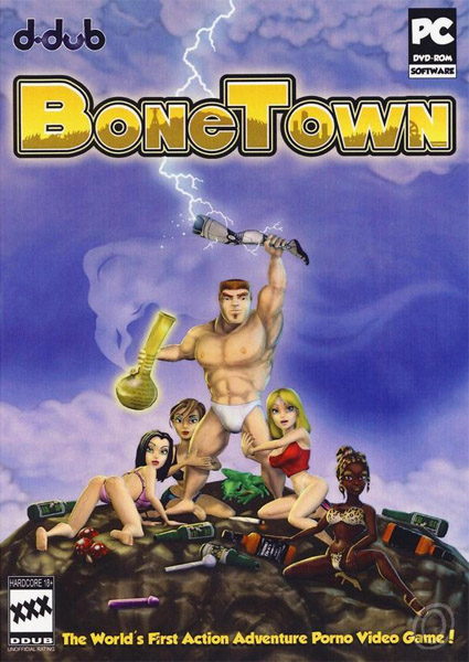 BoneTown (DWC Software) (ENG) [L]
