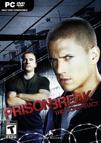 Prison Break: The Conspiracy (Deep Silver) (Multi5/ENG) [L]