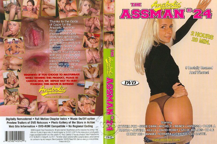 Assman 24 / Любитель Задниц 24