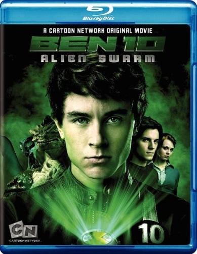 Бен 10: Инопланетный рой / Ben 10: Alien Swarm (2009) BDRip 720p