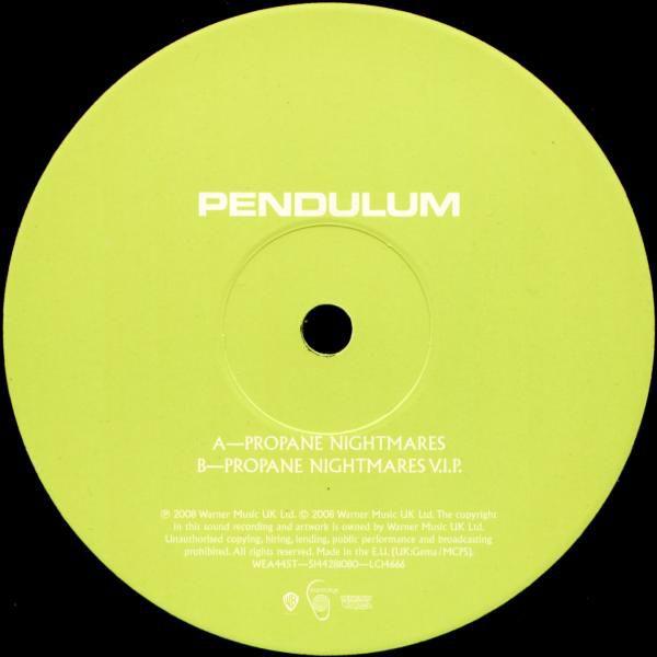Pendulum painkiller mp3