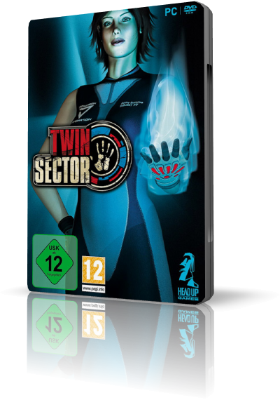 Twin Sector  Buka Entertainment (RUS) [L]