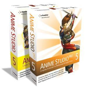 Anime Studio Pro 5.6 (2009) RUS+ENG