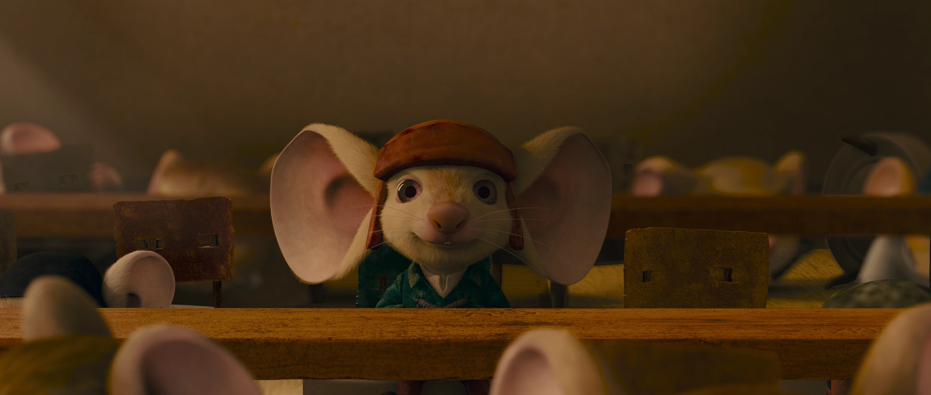 The Tale of Despereaux  Movie Page  DVD Bluray