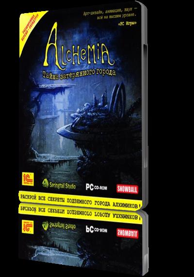 Alchemia: Тайна затерянного города (RUS) [L]
