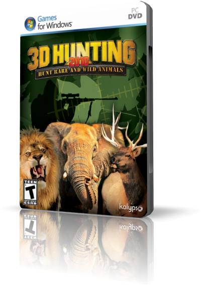 3D Hunting 2010 (Jack of ALL Games) (ENG) [L]