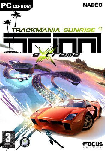 Trackmania Sunrise Extreme [2006/Rus+Eng]