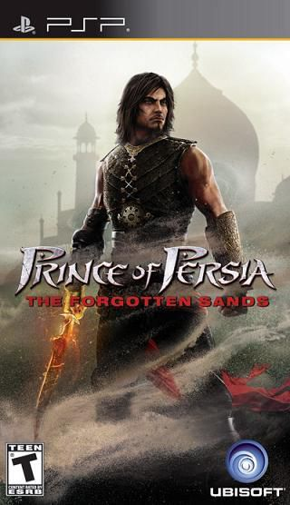 [PSP] Prince of Persia: The Forgotten Sands [2010/RUS]