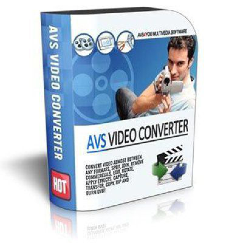 AVS Video Converter v6.4.2.417 (2010) RUS+ENG PC