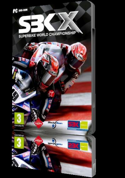 SBK X: Superbike World Championship (Black Bean Games) (Multi5) [Repack]