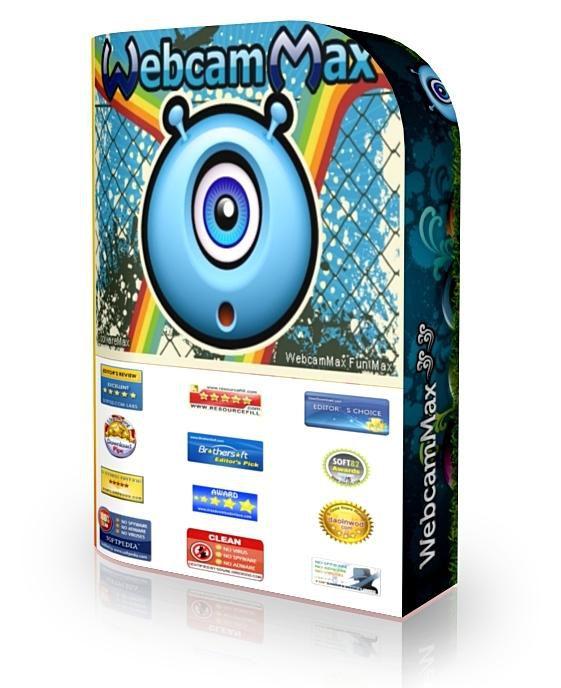 WebcamMax 7.1.5.2 ML/Rus