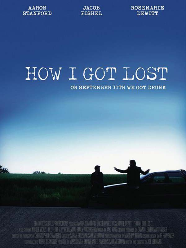 How I Got Lost (2009/DVDRip) XViD-SPRiNTER