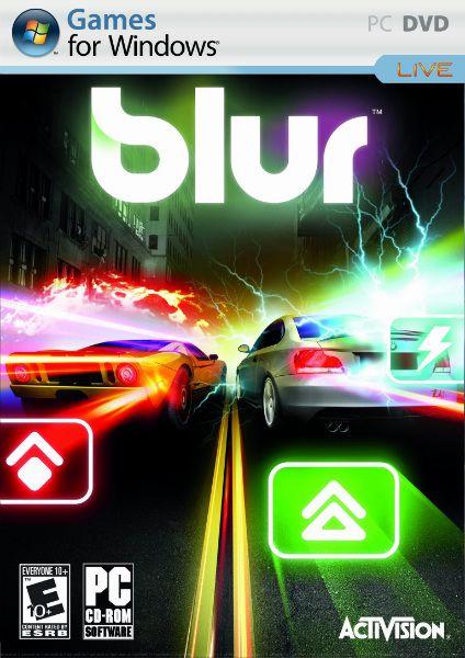 Blur 1.016 (PC/2010/Eng/Rus/Repack/2.9 Gb)