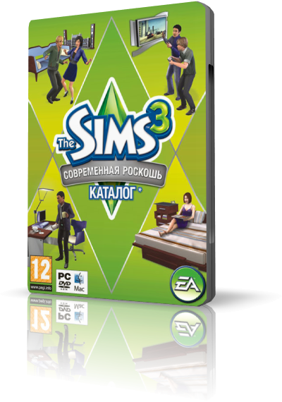 The Sims 3 (5 � 1) [2009-2010] (RUS+ENG) (2XDVD5) [RePack]
