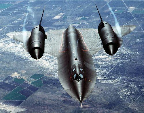 SR-71 «Blackbird»