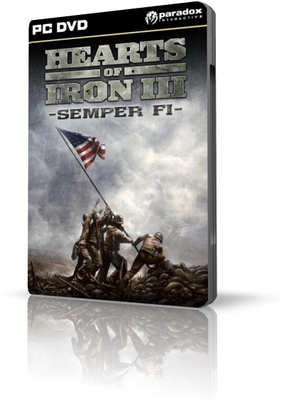 Hearts of Iron 3: Semper Fi (Paradox Interactive) (ENG) [L]