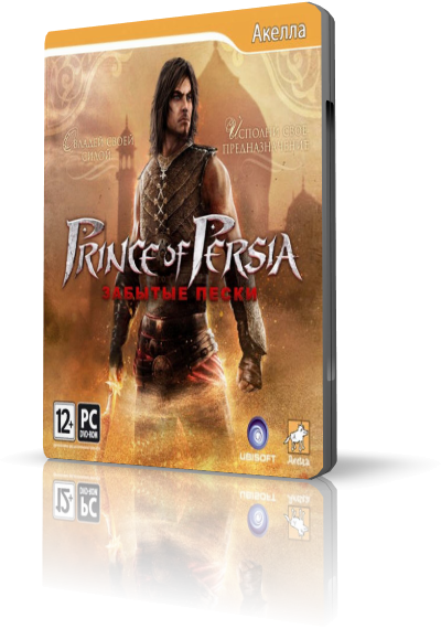 Prince of Persia: Забытые пески / Prince of Persia: The Forgotten Sands (SKIDROW) (Multi) [1.0] [CrackFix.Repack]