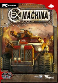Ex MachinaHard Truck: Apocalypse  (Buka Entertainment) (RUS) [L]