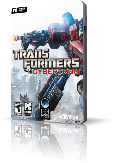 Трансформеры - Битва за Кибертрон / Transformers - War for Cybertron (RUS) [Repack]