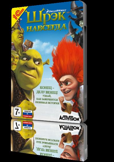 Шрэк навсегда / Shrek Forever After: The Game (1С) (RUS)  Repack