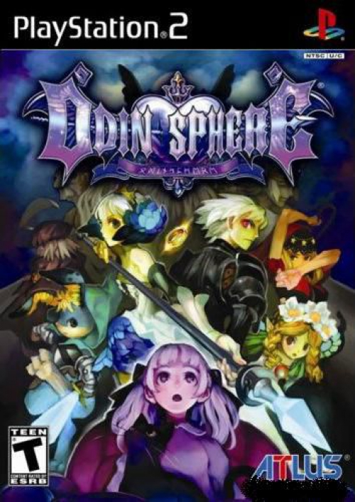 [PS2] Odin Sphere [PAL/RUS/ENG]