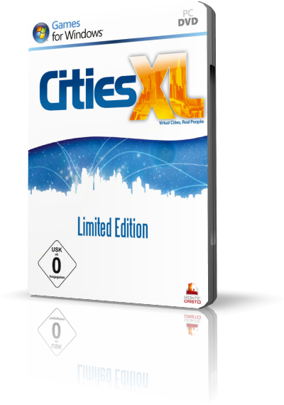 Cities XL Limited Edition (Monte Cristo) (Multi3) [L]