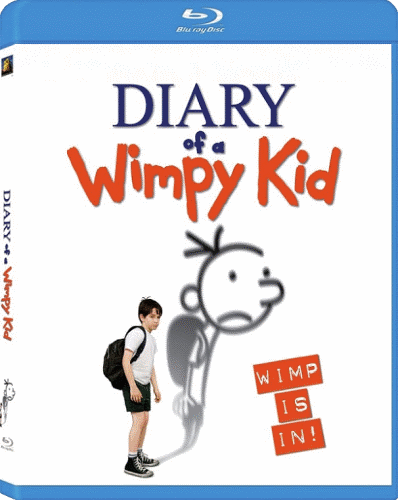 Дневник слабака / Diary of a Wimpy Kid (2010) BDRip 1080p