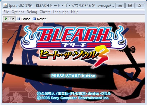 descarga bleach 3 psp: