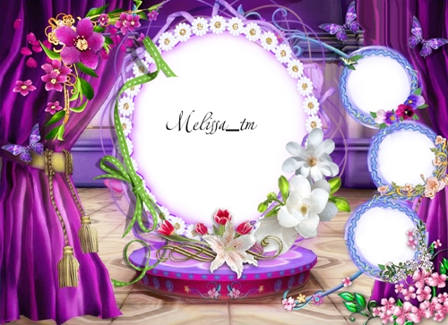 "Photoframe ""Princess Room"""