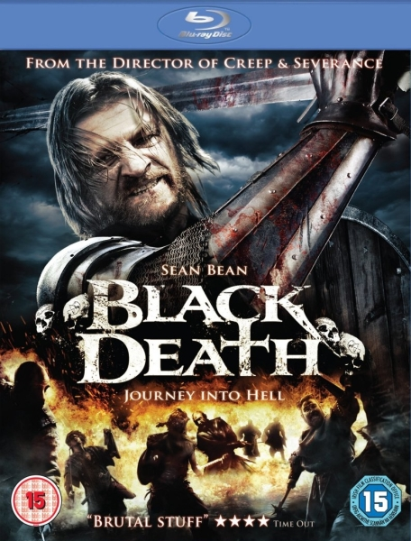 ������ ������ / Black Death (2010)  HDRip