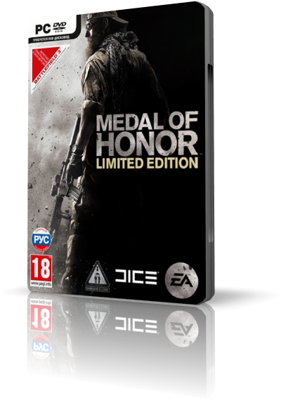 Medal of Honor Расширенное издание / Medal of Honor Limited Edition (Electronic Arts) (Multi8) (RUS)   [L]