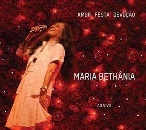 Cd Maria Bethânia – Amor, Festa e Devoção Ao Vivo 2010