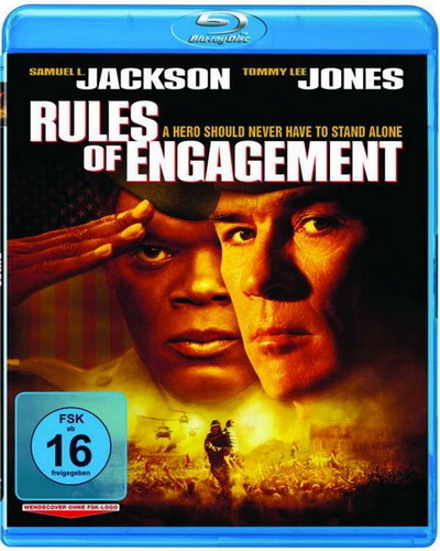 Правила боя / Rules of Engagement (2000) BDRip 720p