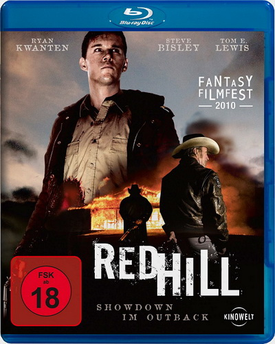 Красный холм / Red Hill (2010) BDRip 720p