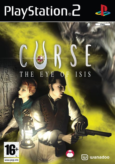 [PS2] CURSE The Eye Of Isis [RUS/PAL]