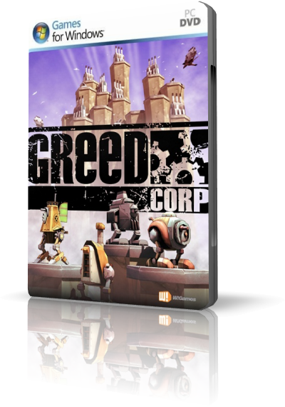 Greed Corp (W!Games) (ENG) [L]