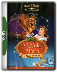 A Bela e a Fera O Natal Encantado   Edição Especial – DVDRip XviD   Dublado