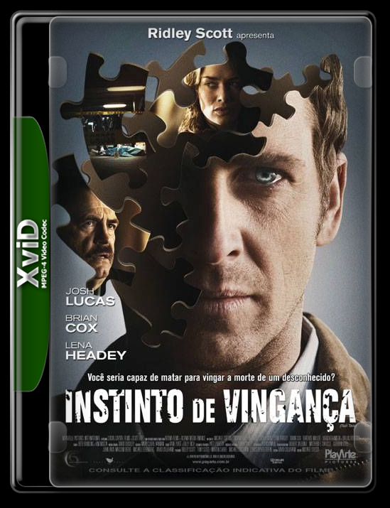 Instinto de Vingança   DVDRip XviD   Dual Audio