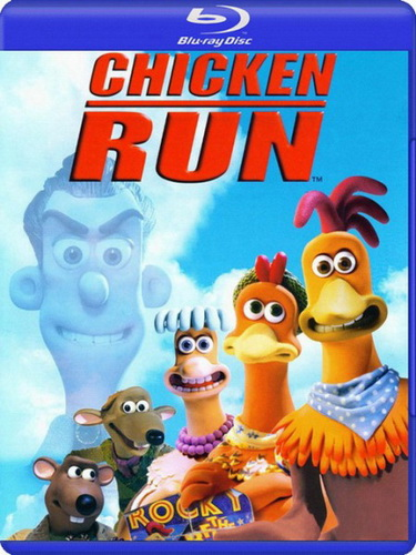 ����� �� ��������� / Chicken Run (2000) BDRip 720p + 1080p
