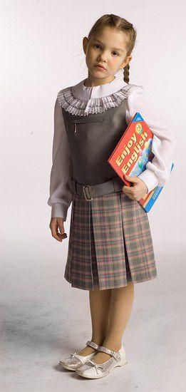 Выкройки школьной формы для девочек сарафаны