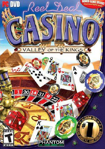 Reel Deal Casino Valley Of The Kings (Phantom EFX) (ENG) [L]