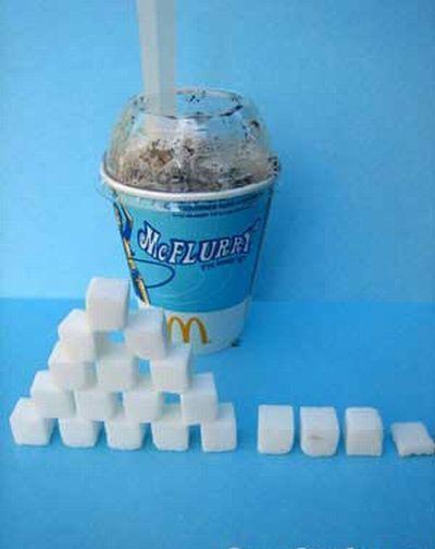 А как Вы заказываете мороженное?!