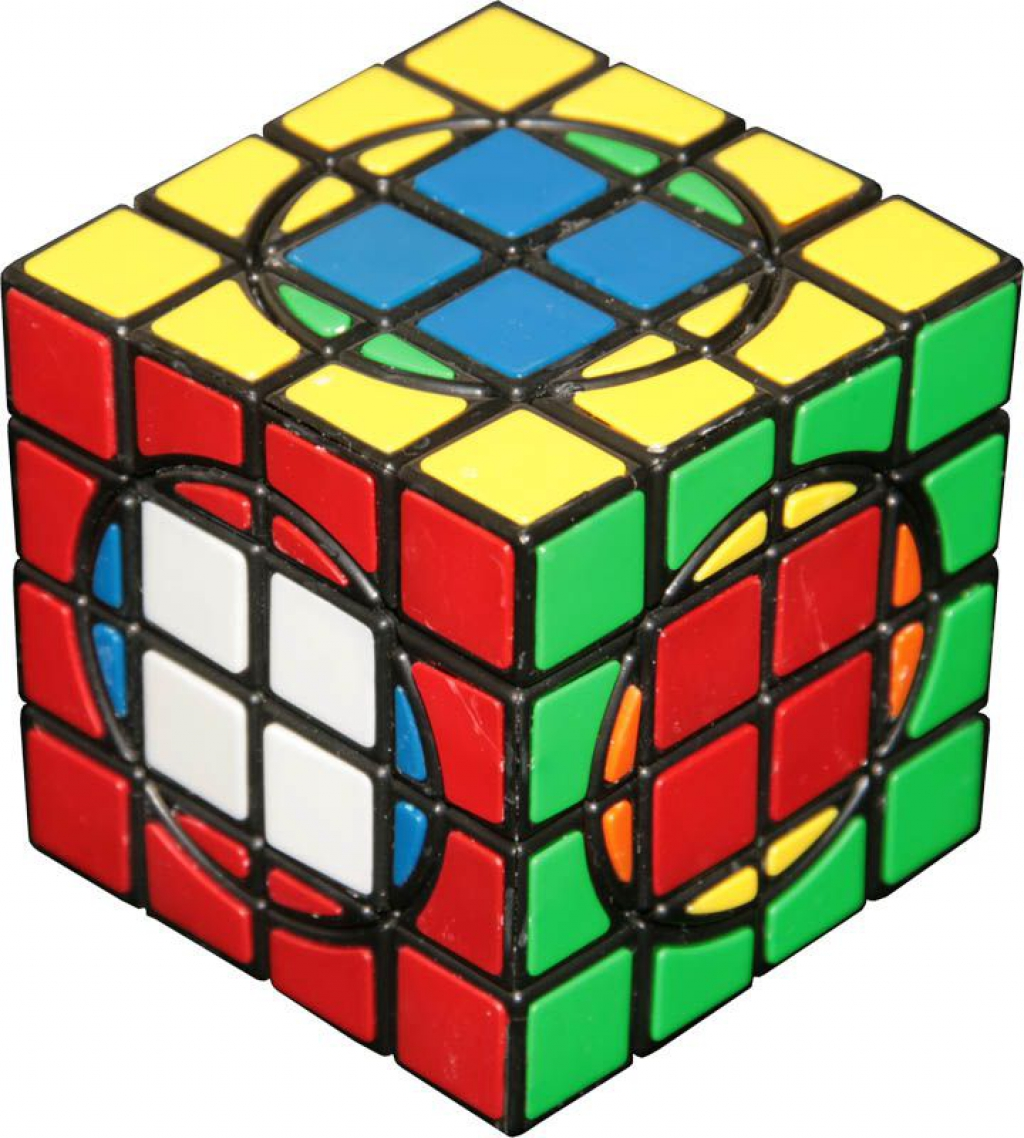 Расположение цветов на кубике рубика картинки