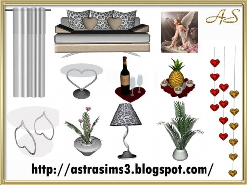 Valentines room от Astra